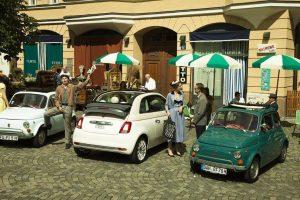 A Monaco un salto nel tempo fino agli anni Sessanta con la nuova Fiat 500 serie speciale dedicata al 60esimo anniversario (4)