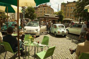 A Monaco un salto nel tempo fino agli anni Sessanta con la nuova Fiat 500 serie speciale dedicata al 60esimo anniversario (6)