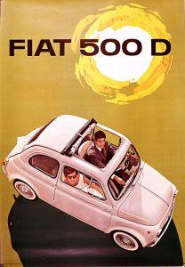 Fiat 500 D (1960)