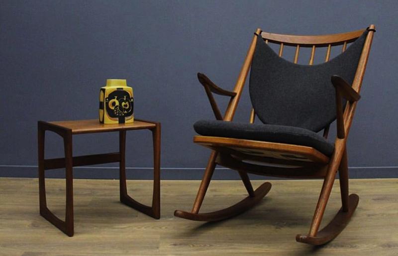 Sedute di design le pi belle sedie e panche a dondolo for Sedute di design