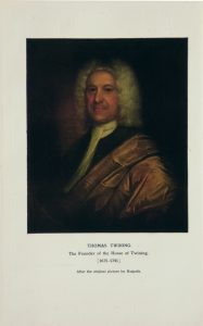 Thomas Twining fondatore