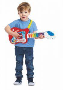 Clementoni gioco chitarra