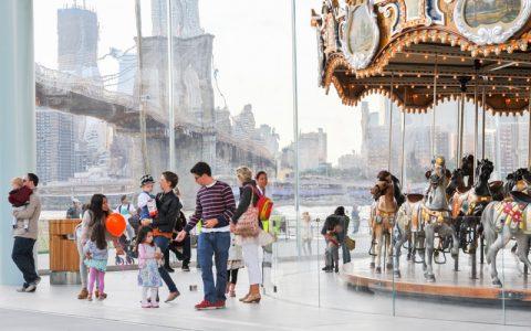 Jane's Carousel, Brooklyn Bridge Park_photo cred Julienne Schaer