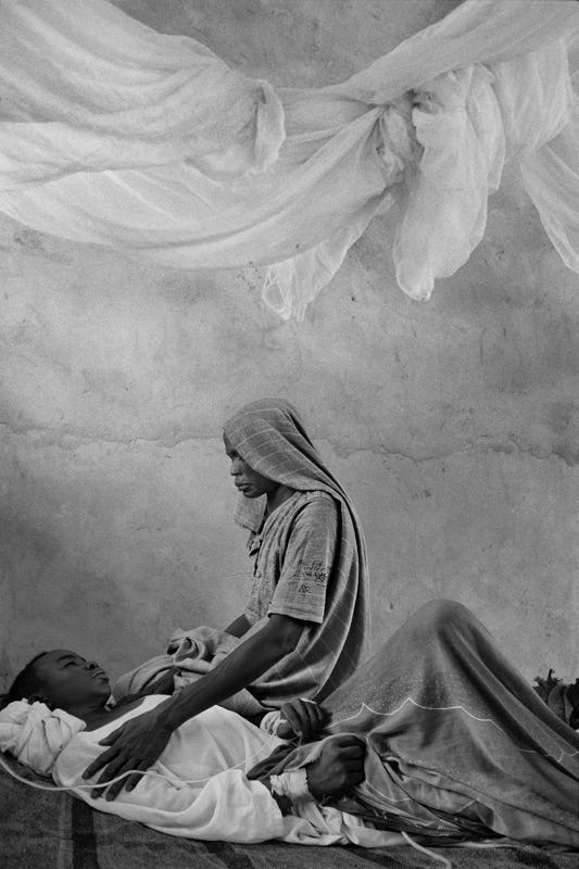 Nachtwey Darfur © James Nachtwey/Contrasto