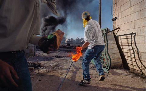 Nachtwey Intifada © James Nachtwey:Contrasto