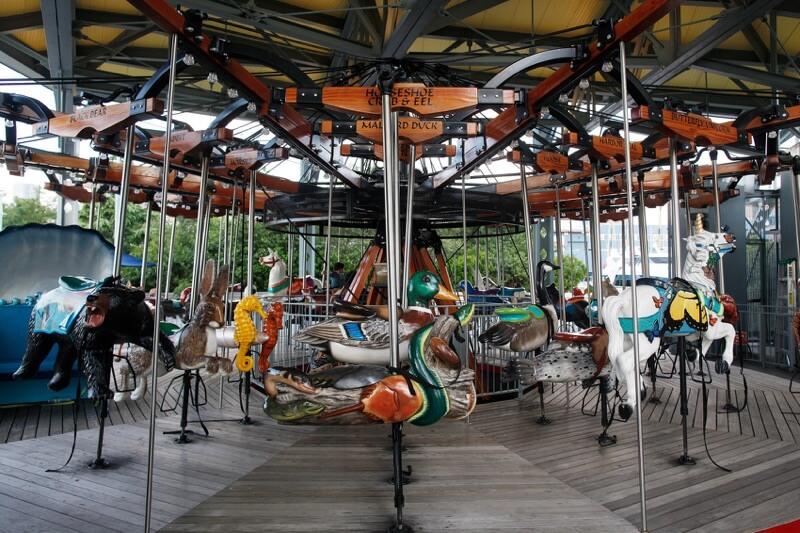 Pier 62 Carousel at Hudson River Park_photocred_JoeBuglewicz