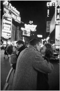 Times Square, New Year's eve (1959), Henri Cartier-Bresson