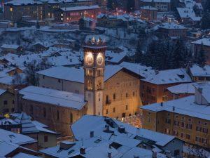 Valle di Fiemme Cavalese Chiesa San Sebastiano visitfiemme foto A. Campanile