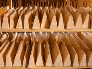 Visitfiemme Alberto Campanile_ Paneveggio, xiloteca i legni destinati ai liuti