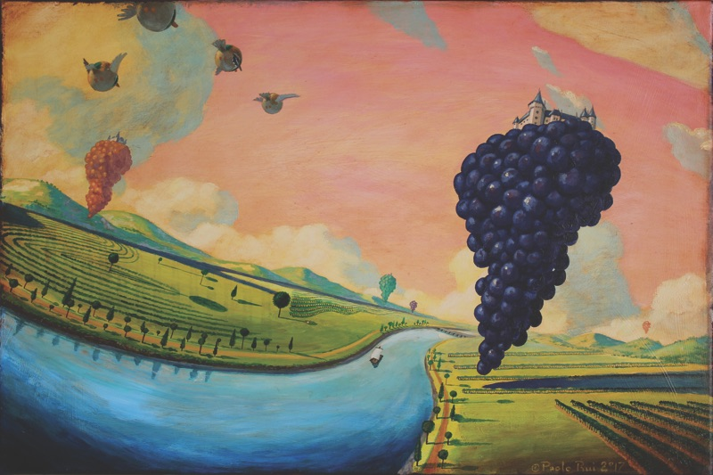 Paolo Rui, Vigne della Loira