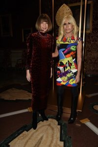 Anna Wintour e Donatella Versace a Heavenly Bodies