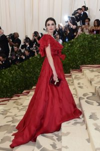 Bee Shaffer Met Gala 2018 dress Valentino