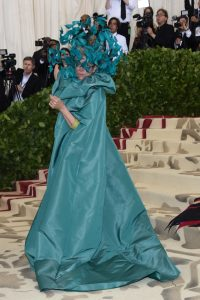 Frances McDormand Met Gala 2018 dress Valentino