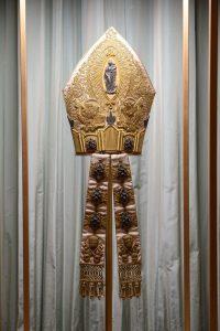 Mitria di Pio XI