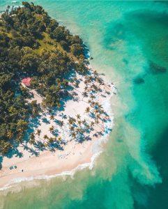 Repubblica Dominicana isola
