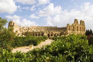 Tunisia 10 El Jem