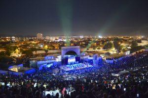 Tunisia 2 Biserta - Festival Ziara