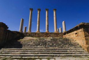 Tunisia 20 Rovine di Thuburbo Majus