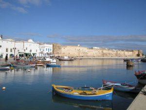 Tunisia 3 Biserta - vecchio porto