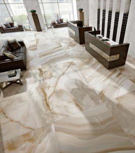 Alabastro pavimento