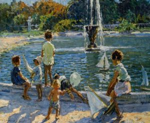 Dorothea Sharp, The Playground