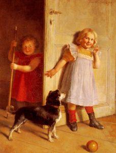 Franz Wiesenthal - The Childrens' Game