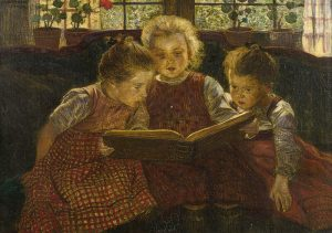 Walther Firle, The Fairytale (1929)