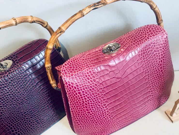 Le borse fatte a mano di Romana Busani (2)